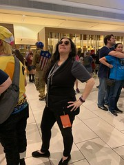 Crowley, Good Omens (marakma) Tags: dragoncon dragoncon2019 cosplay crowley goodomens