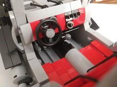 LEGO Caterham (5) (DarkNecrofear) Tags: lego caterham lotus super seven sports car