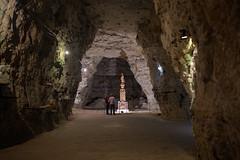Limestone quarry (AstridWestvang) Tags: denmark limestone museum quarry sculpture thingbæk