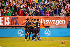 USWNT vs Mexico (La Pelota Media) Tags: usmnt