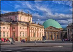 Staatsoper Unter den Linden/Berlin Opera House (Sally E J Hunter) Tags: staatsoper unterdenlinden berlinoperahouse berlin germany deutschland lindenoper mitte