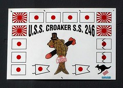 """Submarine USS Croaker 20 • <a style=""""font-size:0.8em;"""" href=""""http://www.flickr.com/photos/81723459@N04/48691677838/"""" target=""""_blank"""">View on Flickr</a>"""