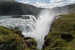 Gullfoss (Christoph Wenzel) Tags: herbst wasserfall urlaub wasser island sonyalpha6000 landschaft natur tamron18200mmf3563vc bláskógabyggð suðurland