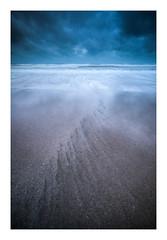 'Contemplation' - Birling Gap / August 17th (Edd Allen) Tags: birlinggap sea seaside coast coastal uk southeast eastsussex england greatbritain nikon landscape seascape clouds atmosphere atmospheric sunset summer nikond810 d810