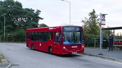 The First Metroline H13 (londonbusexplorer) Tags: metroline west adl enviro 200 de1155 lk11cwl h13 ruislip lido northwood hills st vincents tfl london buses