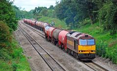 60019. (curly42) Tags: 60019 class60 tug ews railway 6b13 murco freight haresfield transport
