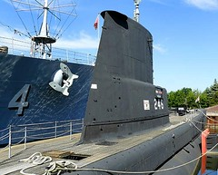 """Submarine USS Croaker 56 • <a style=""""font-size:0.8em;"""" href=""""http://www.flickr.com/photos/81723459@N04/48692004996/"""" target=""""_blank"""">View on Flickr</a>"""