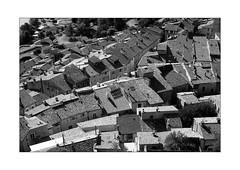 Sisteron (Armin Fuchs) Tags: arminfuchs nomansland sisteron village anonymousvisitor thomaslistl wolfiwolf diagonal roofs niftyfifty jazzinbaggies