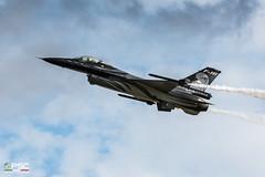 DFC_8661 (conversigphotopress) Tags: srcpt stefan darte vador fa101 belgianairforce generaldynamics sabca f16am mlu darkfalcon 6h101 860077 stefandarte speciallivery fightingfalcon riat2019 airtattoo airshow raffairford