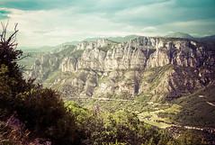 Gorges du Verdon, Südfrankreich (eloaxe) Tags: frankreich goergesduverdun land analog classic film outside natur