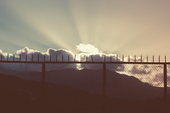 Freedom outside (Fabrice .) Tags: helios m44 eos 550d castelbuono zen sun grid sicile italie sunset freedom liberté