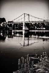 La fin de l'été. (LACPIXEL) Tags: fin final end été summer verano bridge puente pont trielsurseine yvelines france seine fleuve river río paysage paisaje landscape sony flickr lacpixel