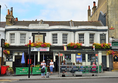 The Railway Bell Pub (davids pix) Tags: railway bell therailwaybell brighton pub bar station 2019 01082019
