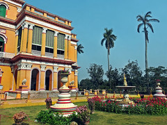 Kathgola Palace !! (Lopamudra !) Tags: lopamudra lopamudrabarman lopa landscape building structure kathgola palace murshidabad westbengal india past historical nawab architecture royal regal beauty beautiful
