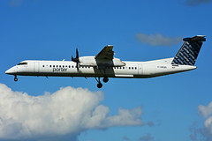C-GKQG (Porter Airlines) (Steelhead 2010) Tags: bombardier dhc8 dhc8q400 yow cgkqg porterairlines