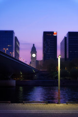 Color of Night (hbensliman.free.fr) Tags: paris architecture travel france night river seine pentax pentaxart pentaxk1