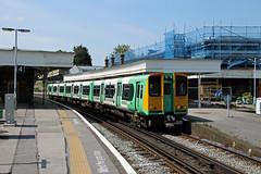 313219 Lewes (CD Sansome) Tags: lewes station southern rail tsgn gtr govia thameslink railway east coastway line train trains 313 313219