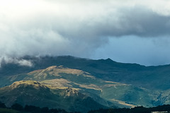 Hallin Fell (vincocamm) Tags: cumbria hallinfell fells moutains hills clouds moody brown green cloudy