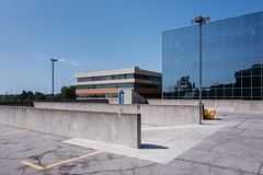 for.the.time.being (jonathancastellino) Tags: toronto architecture parking lot empty pole space ramp building leica q sky light series vernacular