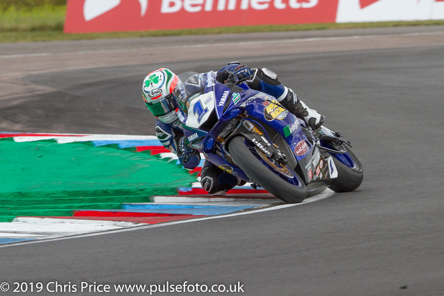 Dickies British Supersport/British GP2 Thruxton 2019