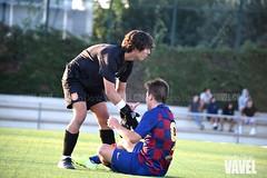 DSC_9318 (VAVEL España (www.vavel.com)) Tags: fcb barça barcelona cadete masía cantera amistoso pretemporada damm fútbol football soccer futebol
