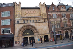 DSC_6142 London Bus Route #205 Whitechapel Art Gallery (photographer695) Tags: london bus route 205 whitechapel art gallery