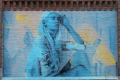190601 gpcN 190828 © Théthi ( 4 photos ) (thethi: pls read my first comment, tks) Tags: smileonsaturday prettyinpastel mur graffiti streetart dessin art peinture bombe bleu femme namur wallonie belgique belgium graffitistreetart 8307027 10968329 bestof2019 halloffame 12868830