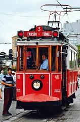 20110811 Nostalgia line ([Ananabanana]) Tags: nikon d40 tamron tamron70300mmaff4556dildmacro tamronaf70300mmf456dildmacro tamronaff4556dildmacro 70300mmf456dildmacro 70300mmf456dildm 70300mm 70300 gimp photoscape nikonistas nikonista istanbul turkey türkiye republicofturkey türkiyecumhuriyeti history historic taksim taksimsquare istiklal tram tramway metro iskelecamii ido tunel passengers transport