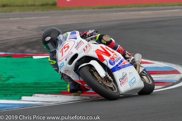 Dickies British Supersport/British GP2 Thruxton 2019