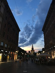 IMG_6679 (kriD1973) Tags: europa europe italia italy italien italie lombardia lombardei lombardie milano milan mailand viadante castello sforzesco sunset tramonto sonnenuntergang coucher soleil twilight abenddämmerung dämmerung zwielicht crépuscule crepuscolo dusk