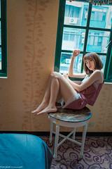 III03741 (HwaCheng Wang 王華政) Tags: 何謙 菁鳥 人像 外拍 睡衣 內衣 比基尼 旅拍 md model portraiture sony a7r3 ilce7rm3 a7r mark3 a9 ilce9 35 gm za underwear 24