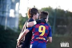 DSC_9319 (VAVEL España (www.vavel.com)) Tags: fcb barça barcelona cadete masía cantera amistoso pretemporada damm fútbol football soccer futebol