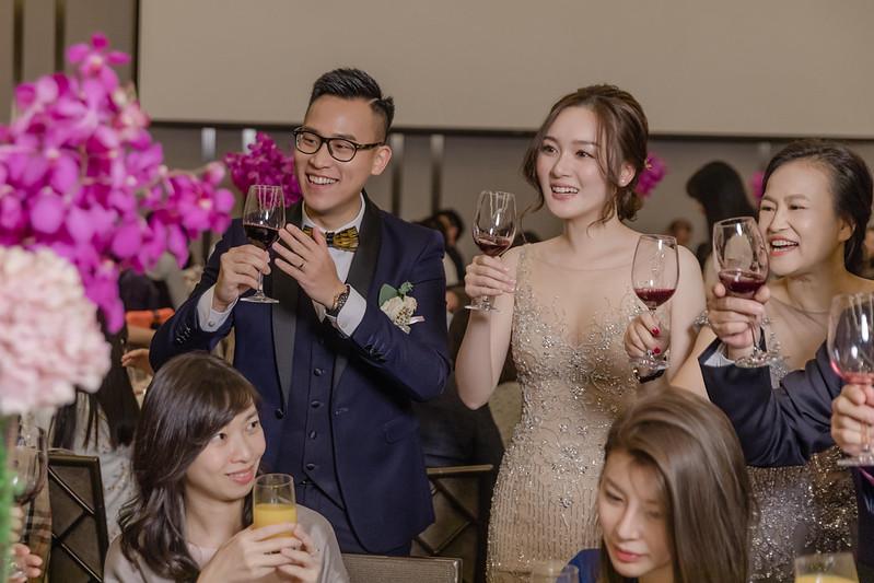 |婚禮攝影|Will&Fiona 萬豪酒店婚禮