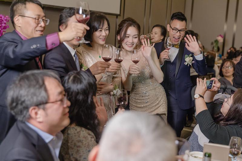  婚禮攝影 Will&Fiona 萬豪酒店婚禮