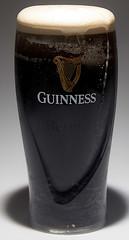 Pint of Guinness (Bernie Condon) Tags: guinness stout irish beer black white head glass dublin pint
