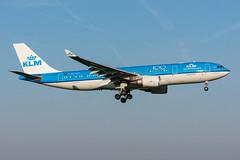 PH-AOD KLM - Royal Dutch Airlines - Airbus A330-203 (5B-DUS) Tags: phaod klm royal dutch airlines airbus a330203 a332 ams eham amsterdam schiphol airport aircraft airplane aviation flughafen flugzeug planespotting plane spotting