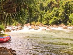 Kelvin River, Kitulagala, Sri Lanka