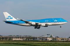PH-BFS - KLM Royal Dutch Airlines - Boeing 747-406(M) (5B-DUS) Tags: phbfs klm royal dutch airlines boeing 747406m b744 ams eham amsterdam schiphol airport aircraft airplane aviation flughafen flugzeug planespotting plane spotting