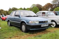 Rover 216 SE E437FPA (Andrew 2.8i) Tags: pembrokeshire haverfordwest scolton manor show automobile auto voiture cars car classics classic british saloon sedan 200series sd3 hondaballade 216se sse 216 rover e437fpa