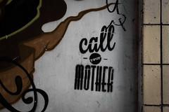 Call your mother (michael_hamburg69) Tags: hamburg germany deutschland streetart urbanart callyourmother stencil