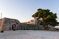 George the Third Fortress on Vis island, Croatia