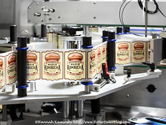 Marin Kombucha Labels (Bitter-Sweet-) Tags: vegan healthy beverage fermented tea probiotics kombucha drinks local sanfrancisco bayarea factory tour behindthescenes marinkombucha brewery brewing sugar scoby oakaged