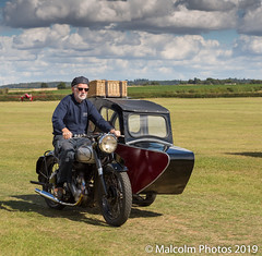 _C4A8949 (flying.malc) Tags: plane aeroplane aeroplanes old warden aircraft airshow ww2 shuttleworth military vintage classic vehicle car motorbike clouds