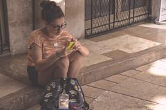LA PEDRERA (colto2011) Tags: la pedrera mila barcellona vacanze ferie amore orange darck new generation