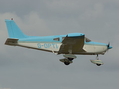 Piper PA-28-161 G-OPTI (phillipwilmshurst1) Tags: piper pa28161 gopti solent airport