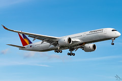 Philippine Airlines - Airbus A350-941 / RP-C3501 @ Manila (Miguel Cenon) Tags: pal pala350 pala359 pra350 pra359 rpc3501 philippineairlines planespotting ppsg philippines plane pr rpll airplane airplanespotting apegroup appgroup airport airbus airbusa350 airbusa359 a359 a350 manila nikon naia d3300 wings widebody widebodyjet wing twinengine fly flying jet rollsroyce rrtrent trentxwb