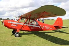 G-ATHK_02 (GH@BHD) Tags: gathk aeronca7acchampion aeronca 7ac champion laarally2019 sywellairfield sywell laa laarally aircraft aviation