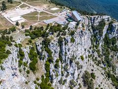 Mount Ai-Petri in Crimea, Russia. The length of the cable car on Ai-Petri is 2980 m (alexinspire2) Tags: mount aipetri crimea russia cable car гора айпетри крым россия
