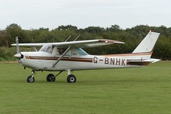 Cessna 152 II G-BNHK (Gavin Livsey) Tags: gbnhk c152 cessna laarally sywell