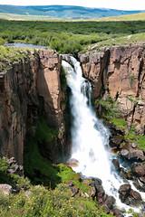 North Clear Creek Falls - Near Creede, Colorado (BeerAndLoathing) Tags: northclearcreekfalls usa rp water canon summer roadtrip trips waterfalls rf24105mmf4lisusm august canoneosrp colorado creede 2019 pagosaspringstrip waterfall